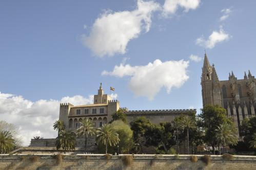 Marie-José Billard : Balade sur l'ile de Majorque