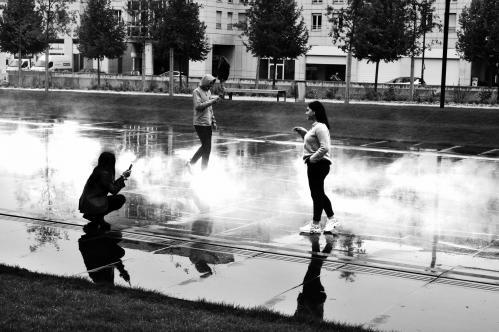 Alain Burde : Noir et Blanc