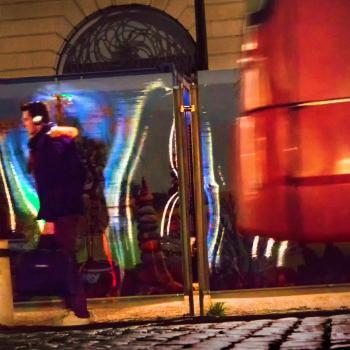 Gérard Fernandes : Rue de Nuit