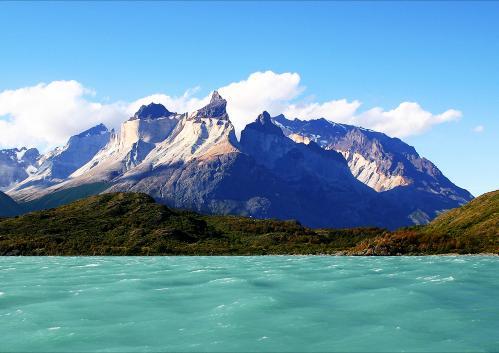 Michel Lacroix : Patagonie