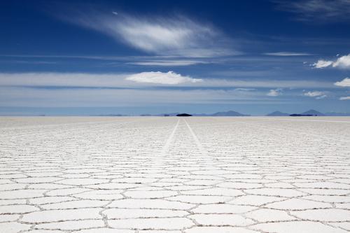 Michel Lacroix : Bolivie