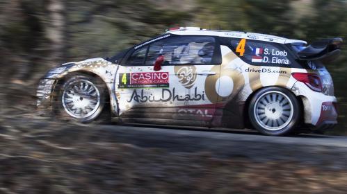 Arnaud Lhermitte : Monte Carlo 2015