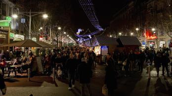 Arnaud Lhermitte : Rue de Nuit