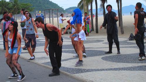 Edith Lhermitte : Brésil