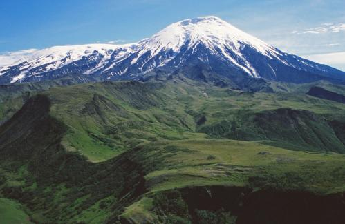 Jacques Padet : Kamtchatka - Volcan Tolbachik