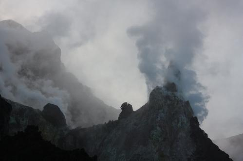 Jacques Padet : Guatemala - Volcan Pacaya