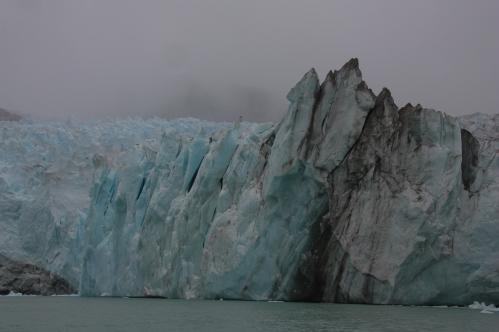 Jacques Padet : Chili - Glacier Leones