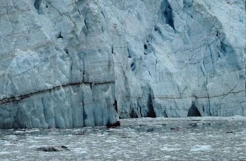 Jacques Padet : Alaska - Baie des glaciers