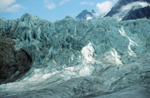 Jacques Padet : Alaska - Glacier Walker - Yukon