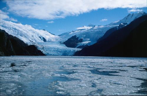 Jacques Padet : Terre de Feu - Fjord Espana