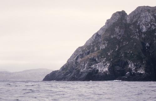 Jacques Padet : Terre de Feu - Cap Horn