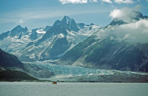 Jacques Padet : Yukon - Vallée de l'Alsek
