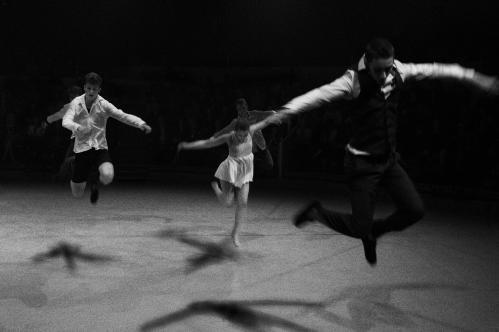 Michel Yanopoulos : Danse