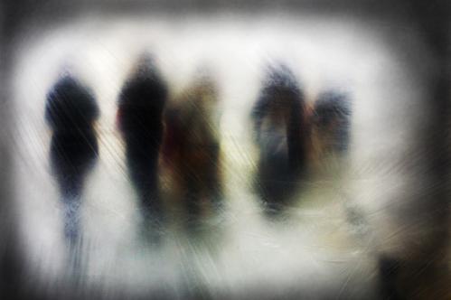 Michel Yanopoulos : Les fantomes